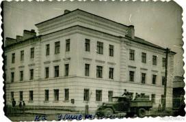 Дом сотрудников МВД