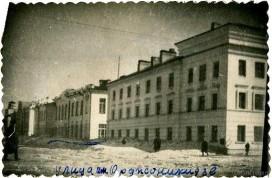 Улица Орджоникидзе, вид 1