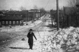Перекресток ул. Бабушкина и Первомайской