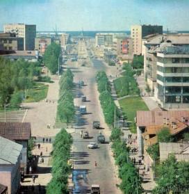 Улица Коммунистическая