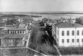 Вид со Стефановского собора