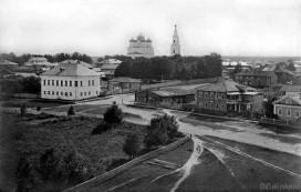 Улица Набережная и Сухановская