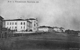 Улица Набережная и духовное училище