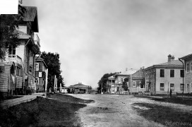 Улица Спасская, вид 2