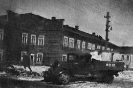 Перекресток улиц Бабушкина и Интернациональная