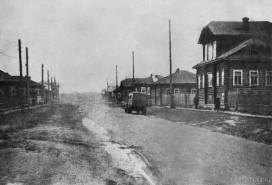 Улица Куратова, вид 2