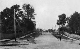 Спуск по улице Ленина