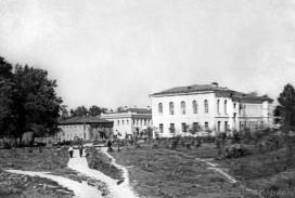 Здание Обкома партии