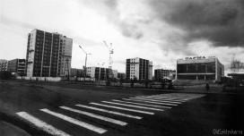 Строительство двенадцатиэтажек