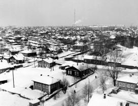 Перекресток ул. Ленина и ул. Свободы
