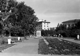 Сквер у Юбилейной площади