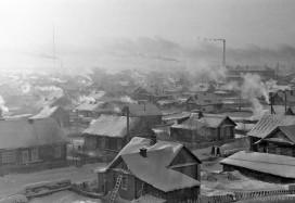 Вид из дома №8 по ул. Печорская в сторону радиоцентра