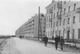 Новостройки на ул. Карла Маркса