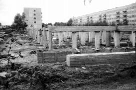 Строительство нового панельного дома
