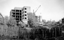Строительство Института геологии