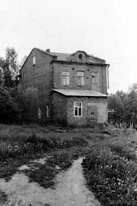 Дом купца Г. Д. Оплеснина с обратной стороны