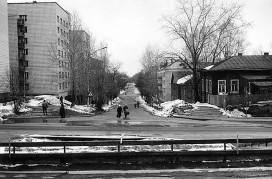 Улица Бабушкина со стороны Драмтеатра