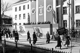 Празднование 1 мая 1953 года