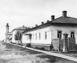 Здание Усть-Сысольского общественного банка
